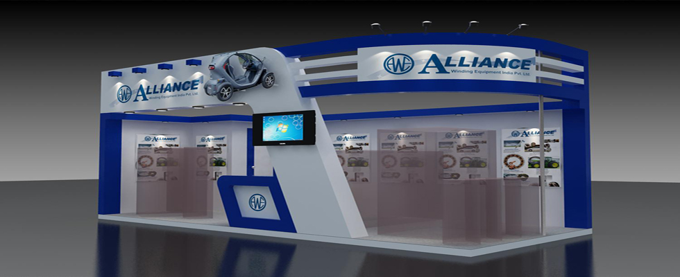 Exhibition Stall Icon : Stall and booth designers fabricators in new delhi
