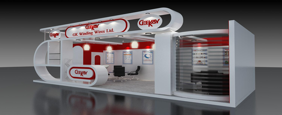 Exhibition Stall Design Agency In Gujarat : Stall and booth designers and fabricators in new delhi