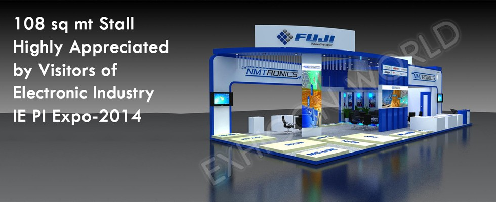 Exhibition Stall Fabricators In Germany : Stall and booth designers and fabricators in new delhi